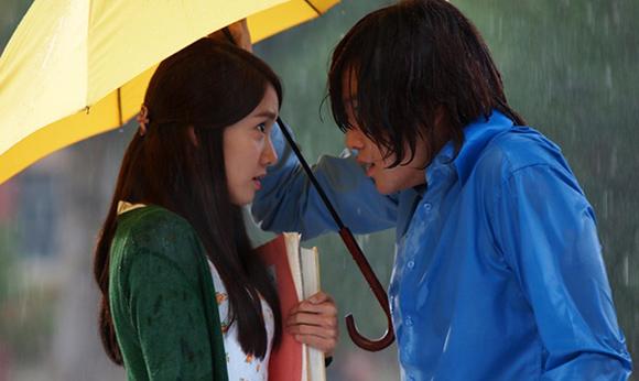 Tiểu thuyết - Gặp anh trong chiều mưa